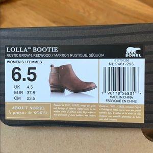 Lola bootie
